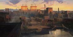 Assassin's Creed Origins Memphis