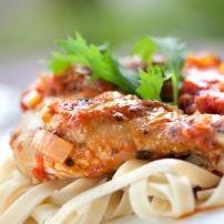 Spaghetti Aglio E Olio (Spaghetti Met Knoflook En Olie) recept   Smulweb.nl