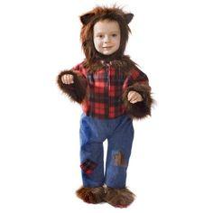 Dress Up America - Bebé hombre-lobo, disfraz para 0-6 meses (489-0-6)