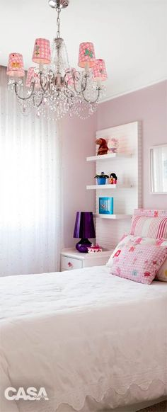 Sete quartos de criança com boas soluções de organização