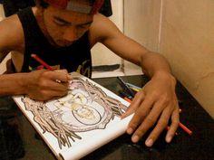 Design drawing kendedes singosari
