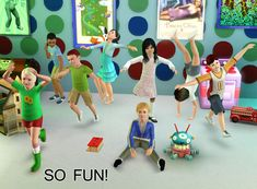 Fun Kid Pose Pack