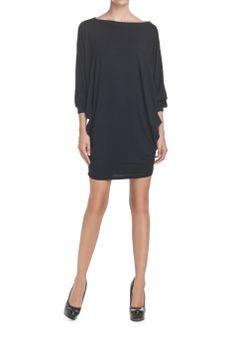 Sukienka luźna czarna Czarny   Ubrania \ Sukienki \ Midi Ubrania \ Sukienki \ Koktajlowe SALE Ubrania \ Wszystkie ubrania Ubrania \ WIĘKSZE ROZMIARY Ubrania \ SALE PROJEKTANCI \ Yy.FASHION by YULIYA BABICH Sukienki Wszystkie ubrania YY. Fashion   MOSTRAMI.PL