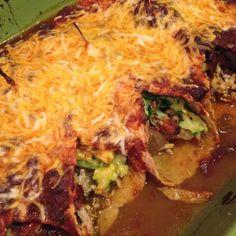 Tartan  Sequins: Healthy Mexican Recipes