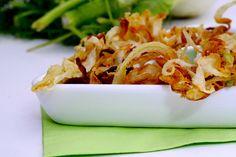 I petali di finocchi fritti croccanti sono un ottimo contorno ma anche uno sfizioso finger food. Sono più buoni delle patatine!