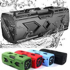 Bluetooth Wireless Speaker SUPER BASS Stereo Portable For Smartphone Tablet PC #UnbrandedGeneric