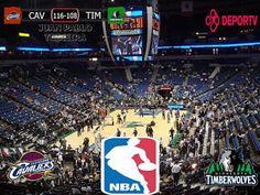 NBA 2016/17: Cleveland Cavaliers 116-108 Minnesota Timberwolves