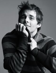 James Marsden: If he wasn't so short, he'd be my absolute favorite.