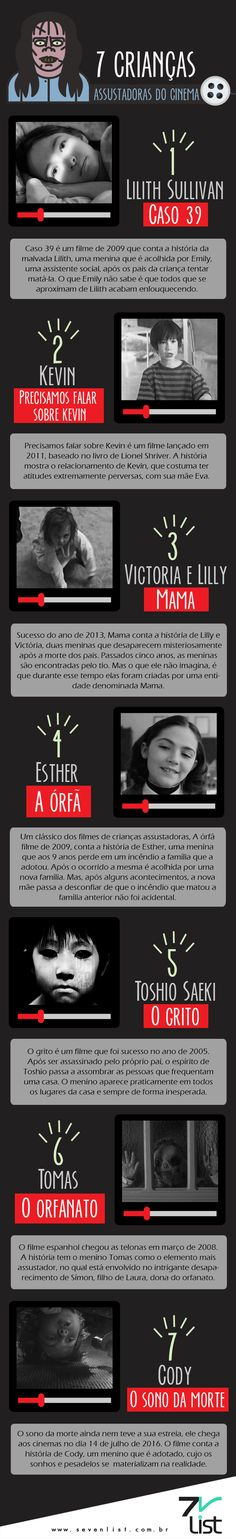 #Design #Cinema #Movie #Filmes #Film #Terror #Entretenimento www.sevenlist.com.br