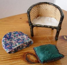 Westacre Village Furniture Sofas & Chairs by Barbara King - Dolls' Houses…