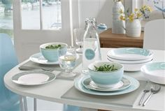 Buy 12 Piece Bude Dinner Set from the Next UK online shop Dinner Sets, Dinner Table, Dining Set, Kitchen Dining, Kitchenware, Tableware, Coffee Cup Set, Kitchen Collection, Kitchen Essentials