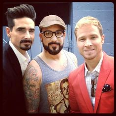 Kevy Kev, AJ, Brian :)