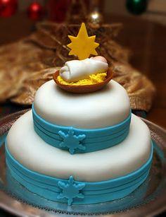 Google Image Result for http://2.bp.blogspot.com/-kAkw5nUkwdY/Tt_o1e1_JFI/AAAAAAAABbM/ymZYAMD30Pw/s400/baby_jesus_cake.jpg