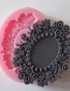 fleur cuisson gâteau fondant bonbons de chocolat moule, l6cm... – EUR € 2.72