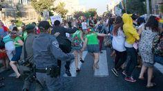Jerusalem Gay Pride: Six stabbed 'by ultra-Orthodox Jew' - BBC News