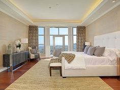 Real Housewives of Beverly Hills's Yolanda Foster Has Bought a Fancy Condo in Westwood - Curbed LAclockmenumore-arrow : Yolanda Foster Home, Housewives Of Beverly Hills, Interior Decorating, Interior Design, Decorating Ideas, Bedroom Styles, Bedroom Ideas, Celebrity Houses, White Furniture