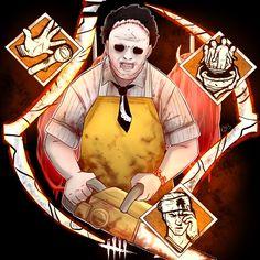 Horror Movie Characters, Slasher Movies, Horror Movies, Horror Film, Horror Icons, Horror Art, Dead By Daylight Fanart, Michael Myers, Kawaii