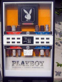 Japan – The Land of Vending Machines ~ Kuriositas