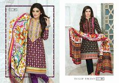 Bonanza Satrangi Eid Lawn Collection 2015