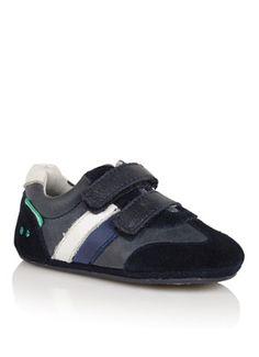 Speciale BunniesJR Babysneaker met klittenbandsluiting (Blauw) Sneakers van het merk BunniesJR voor Kinder . Uitgevoerd in Meerdere kleuren gemaakt van Diverse materialen.