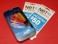 Giveaway  Samsung Galaxy S4 from Net10 Wireless