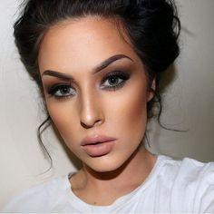 Makeup inspiration.