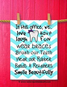 Top Oral Health Advice To Keep Your Teeth Healthy. The smile on your face is what people first notice about you, so caring for your teeth is very important. Unluckily, picking the best dental care tips migh Dental Quotes, Dental Humor, Orthodontic Humor, Orthodontics Marketing, Dental Life, Best Dentist, Best Teeth Whitening, Teeth Care, Dental Assistant
