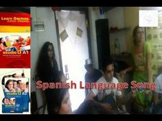 Spanish is the most widely spoken language in the world. With growing business realtions between India and Latin America, thus opens more reasons for lea. Spanish Language Classes, Growing Business, America, Songs