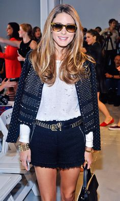 The+Ultimate+Roundup+Of+Olivia+Palermo's+Best+Summer+Looks+via+@Who What Wear