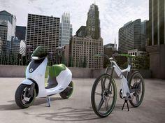 Juntamente com o Smart Fortwo electric drive, que chega a Portugal já no final deste ano, e uma Smart ebike, a bicicleta que começa agora a ser entregue aos clientes, a Mercedes anuncia o lançamento da Smart escooter para 2014. Lê o artigo completo em http://nstylemag.com/smart-em-duas-rodas/