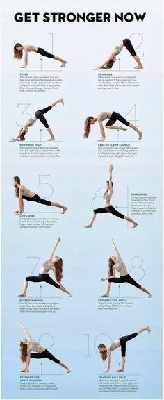 Yoga série