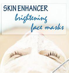 Natural Skin Brightening- Skin Enhancer