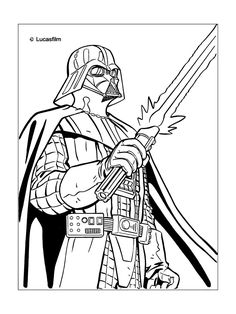 Star Wars Coloring Pages | Iu0027m Such A Nerd | Pinterest | Star