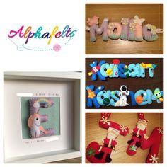 Felt Name Banner, Name Banners, My Little Girl, Harvest, My Design, Frames, Strength, Goodies, Range