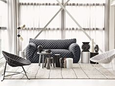 3 seater sofa NUVOLA 10 Nuvola Collection by Gervasoni   design Paola Navone