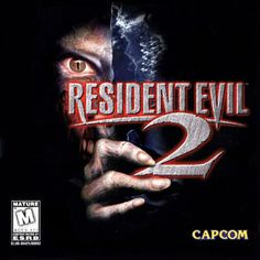 one of the 1st and best PS2 games purchased with my own money - Resident Evil 2!!!