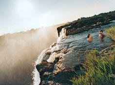 Extreme Beauty - Victoria Falls, Zambia #ExpediaWanderlust