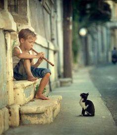 Arte en todos los rincones del planeta. Música para todos los oídos.