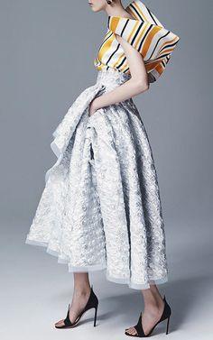 Maticevski Spring Summer 2016 Look 17 on Moda Operandi