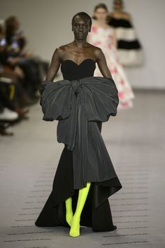 Balenciaga Introduces Line of Made-to-Order Couture-Inspired Dresses   - ELLE.com