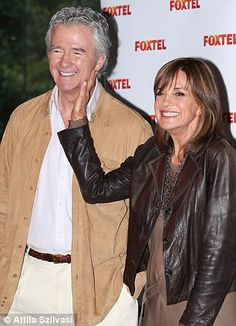 linda gray australia | Dallas stars do Sydney! Patrick Duffy and Linda Gray spruik the reboot ...