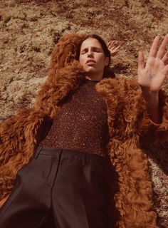 visual optimism; fashion editorials, shows, campaigns & more!: hayett mccarthy by benjamin vnuk for sleek #46