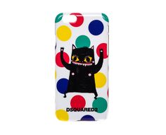 Trasera Iphone 6 Monster Topos, Dsquared2 - Mi and Mall