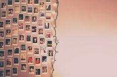 Polaroids.