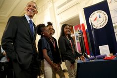 President Obama Hosts Science Fair: Photos