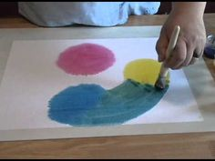 Waldorf Grade 1 support videos - handwork, knitting, painting, beanbags etc