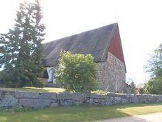 The Old Church of Iso-Kyro circa 1405