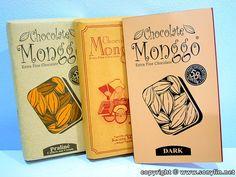 Monggo chocolade, Indonesia.