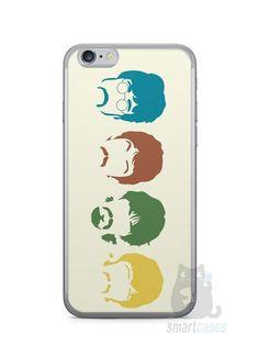 Capa Iphone 6/S The Beatles #1 - SmartCases - Acessórios para celulares e tablets :)