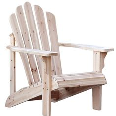 I pinned this Westport Adirondack Chair from the Emily A. Clark event at Joss & Main!